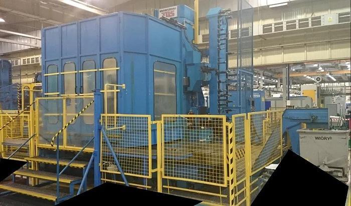 Używane Wytaczarka CNC TOS WHN 130Q