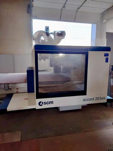 Used SCM Accord 25 fxm - 2019