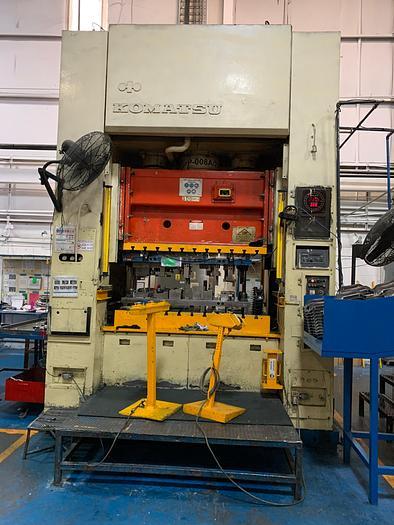 "Used 330 ton Komatsu 72""x42"" Used Stamping Press"
