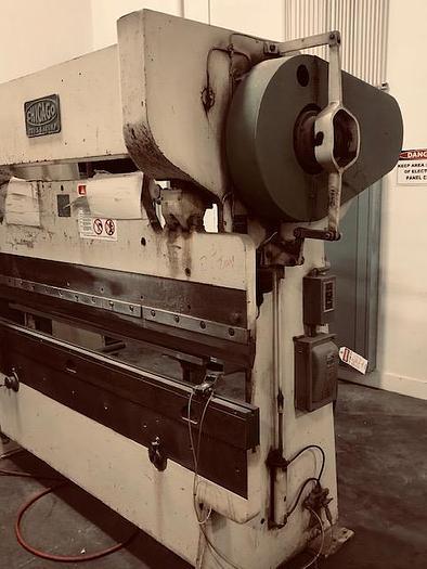 D&K 68-B Mechanical Brake Press