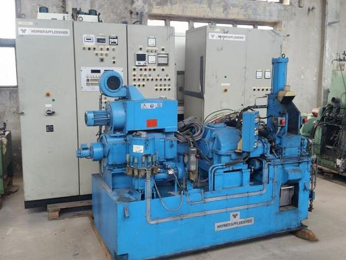 Used 1982 Werner & Pfeiderer GK1.5N Lab Banbury
