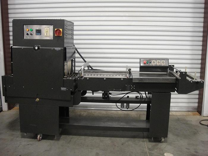 Used APack Semi-Automatic L Heat Sealer