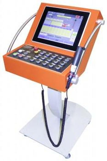 PC400 Profile Bending Machine Control System