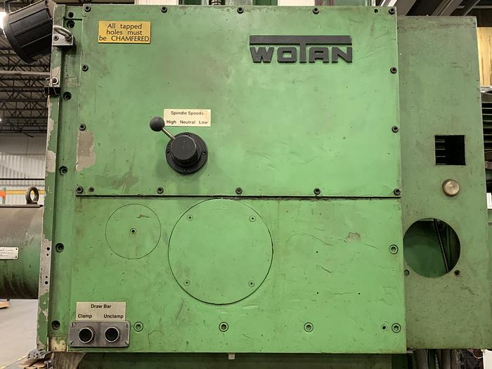 Wotan Boring Bar