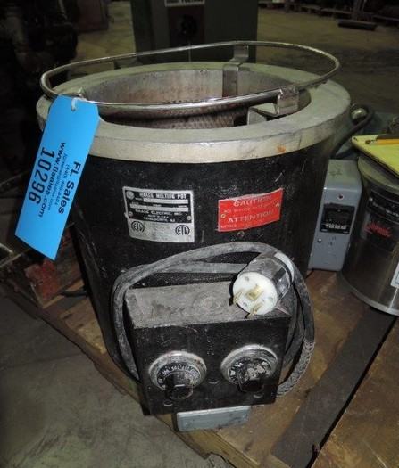 WAAGE WP40A-0-77-2 WAX POT.