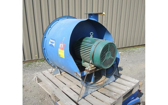 "USED ROTARY LOBE BLOWER, 450 CFM, 6"" INLET & OUTLET"