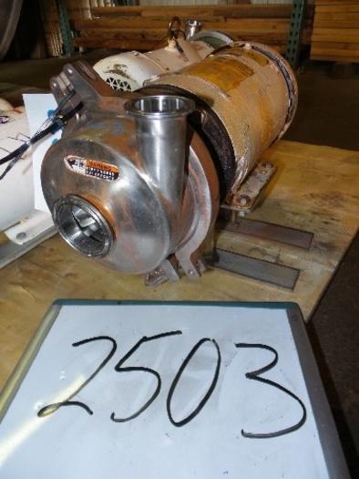 Waukesha/Cherry-Burrell 2 1/2'' x 1 1/2'' Centrifugal Pump #2503