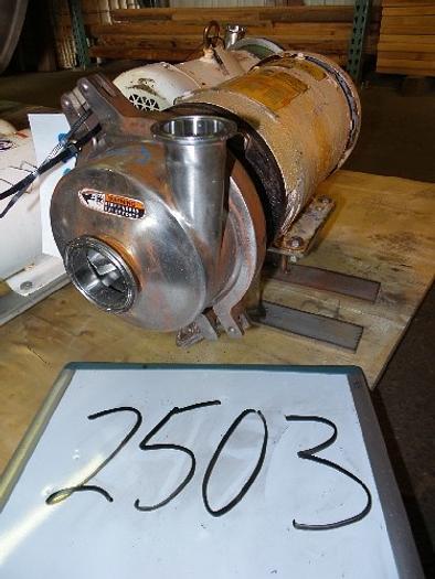 Used Waukesha/Cherry-Burrell 2 1/2'' x 1 1/2'' Centrifugal Pump