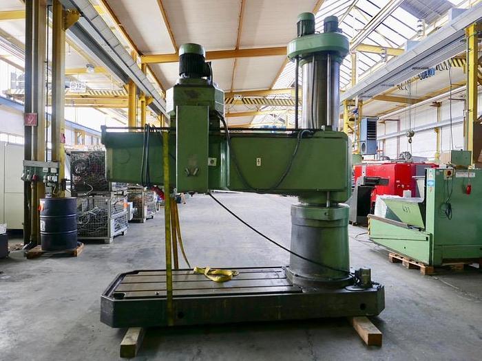 Radialbohrmaschine WMW MAGDEBURG BR 56x1600