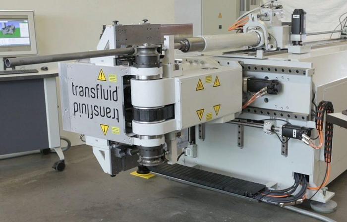 T&P Transfluid DB642 Bi-Directional Production cell