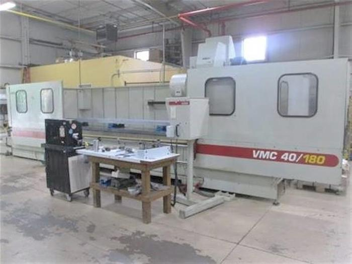 Used 1998 Komo VMC40-180