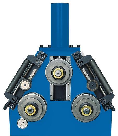 Gebraucht 2021 Metallkraft PRM60 FH motorische und hydraulische Ringbiegemaschine