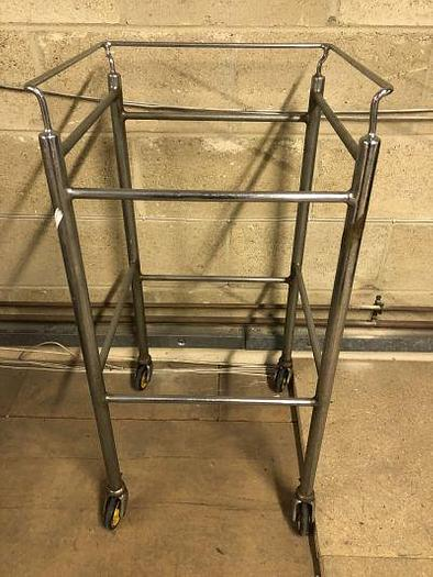 Trolley Surgical Mild Steel 450 x 450mm