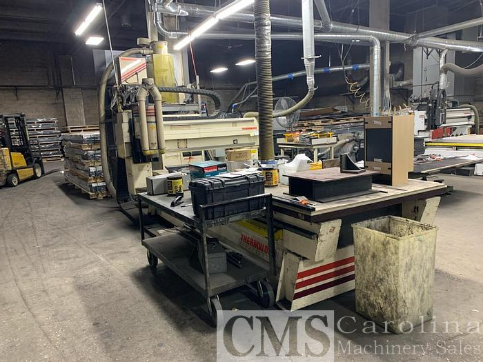 Used 1997 Thermwood M53-510 CNC Router