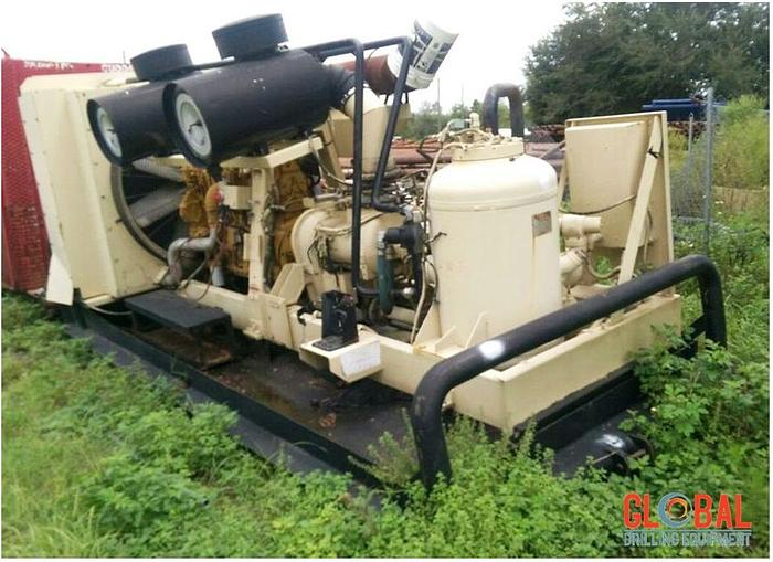 Used Item 0531 : Ingersoll-Rand 1170CFM / 350PSI Rotary Air Compressor