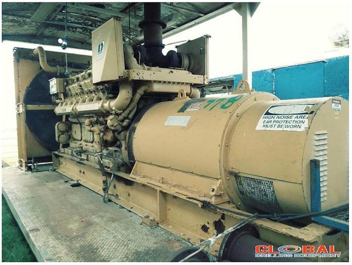 Used Item 0778 : Kato Engineering 1000KW Generator