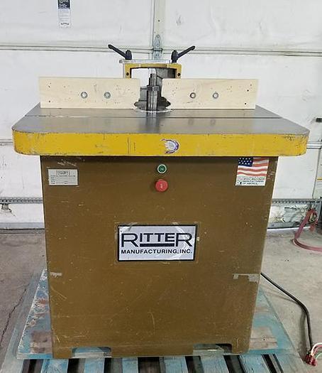 Ritter R-10 Shaper