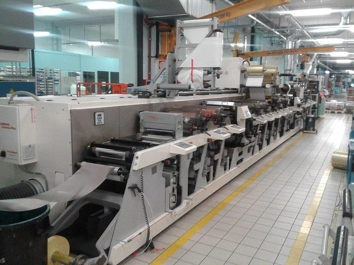 2013 Nilpeter MO-4 OFFSET - FLEXO Combination press