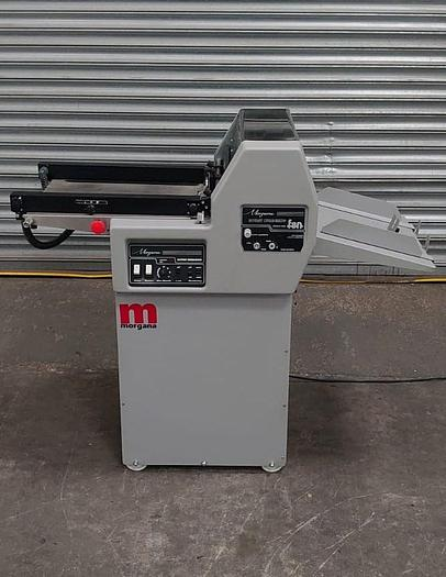 Used Morgana FSN Numbering, Perforating & Scoring Machine