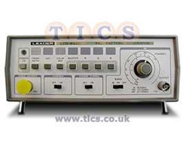 Used Leader LCG-403C