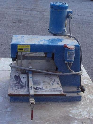 Miller-Moorehead Model 100 Laminate Slitter