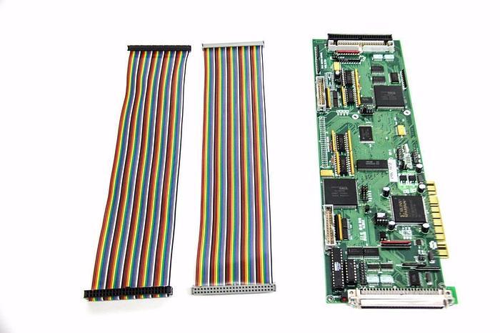 Used Galil Motion Control DMC-1870 Rev. E w/ Cables DMC-18x0 PCI Optima (4184)