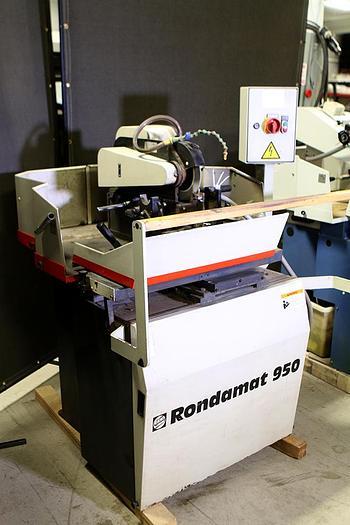 Used 2001 Weinig Rondamat 950 Grinder