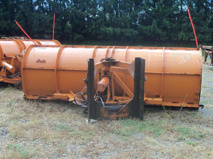 Used 2000 Henke Plow- Stock #: 0047
