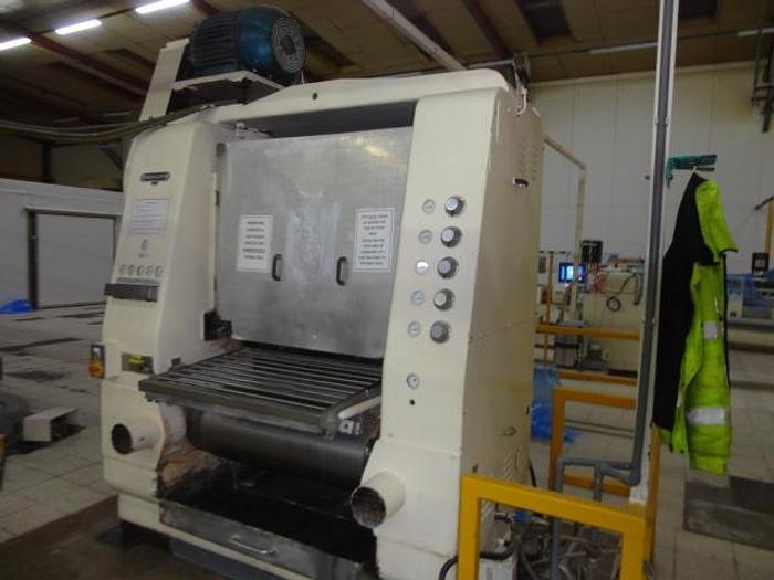Used Buhler SFG1000, 5 roll refiner