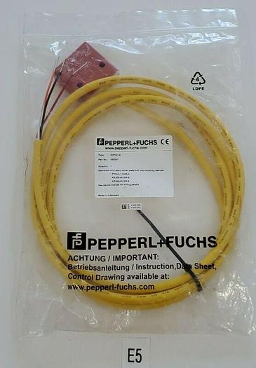 *NEW IN BAG* Pepperl+Fuchs 50FY41-6 Proximity Magnetic Sensor Switch 450067