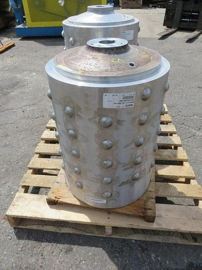 Used BIRD 400 PRESSURE SCREEN BUMP ROTOR, S/S