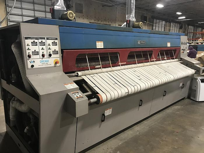 Used 2011 CHICAGO GAS IRONER, IMPERIAL 232-136