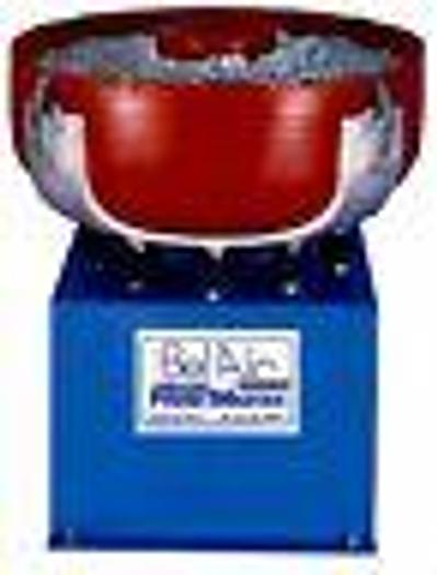 FM-2010 Finish Master Vibratory Finishing Machine 1/2 Cubic Foot Polish Deburr