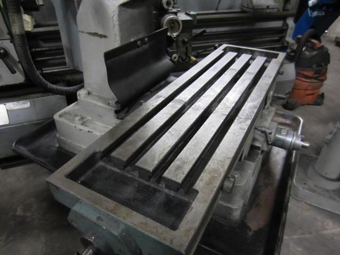 "8"" X 28"", KBC, BENCH TOP MILL"