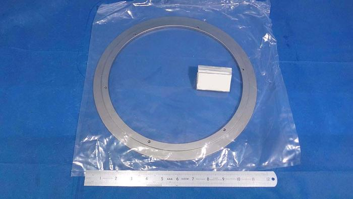 Used 29273-XX VDF HTO Metal / RING / Semiconductor Part ( Part was Cleaned,to be Open Only in Clean Room )