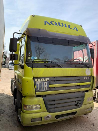 Used 2002 DAF 85 CF 380 MANUAL EURO 3 CLY673