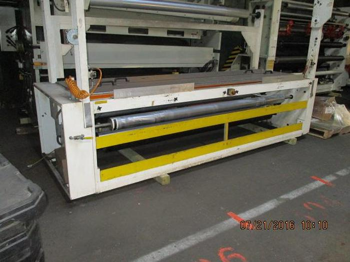 Used 96″ WIDE AFEX 2-POSITION SURFACE WINDER