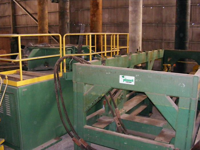 86 Quot Ingersoll Aluminum Rolling Slab Scalper Sc 026 For
