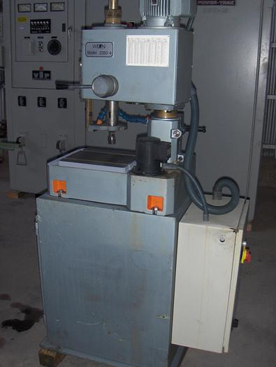 Used Wilton Drilling  & Tapping Machine