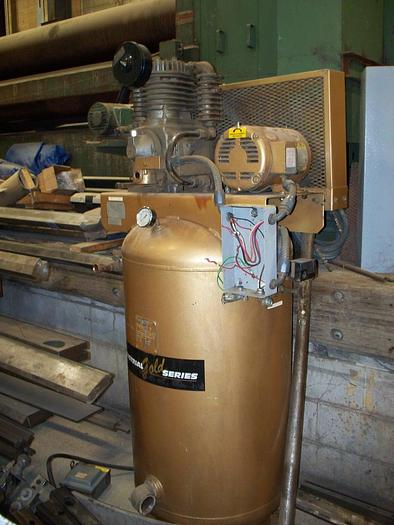 Used 1997 Industrial Gold Air Compressor