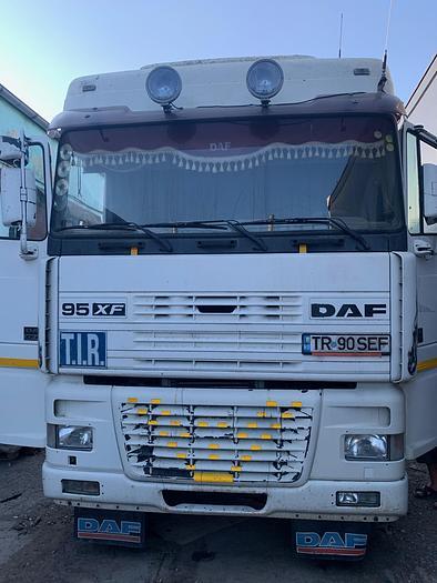 Gebruikt 1999 DAF 95 XF 430 euro 2 MANUAL