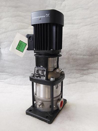 Kreiselpumpe, CRI5-4 A-CA-I-E-HQQE, 28,3m, 5,8m3/h, Grundfos,  neu