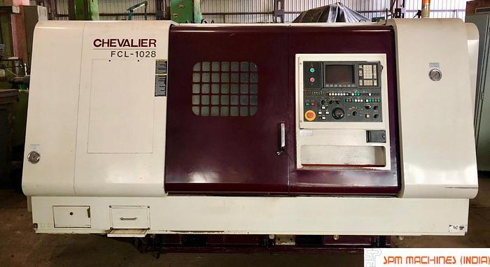 Used Chevalier FCL 1028 CNC Turning - 2004