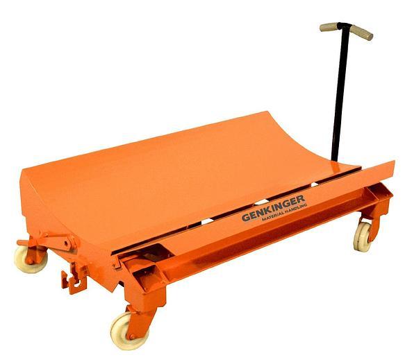 Genkinger Batch Transport Trolley (manuel) GM 20...30