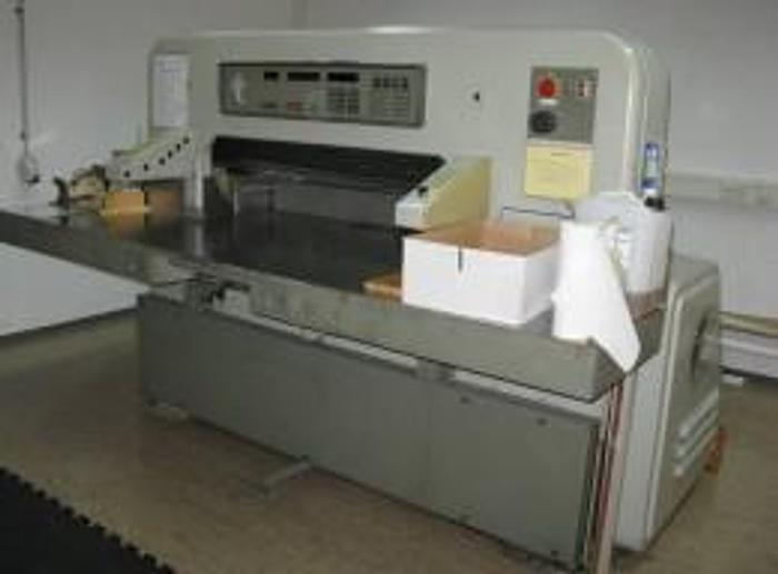 Used Polar 115 EMC  PRODANO U EGIPAT