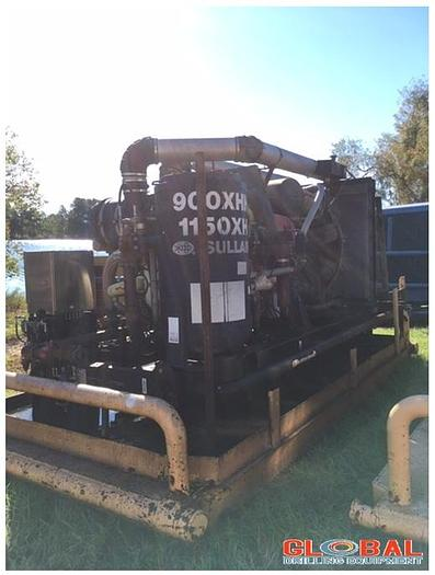 Used Item 0761 : 2007 Sullair 900XHH / 1150XH Air Compressor 500 PSI