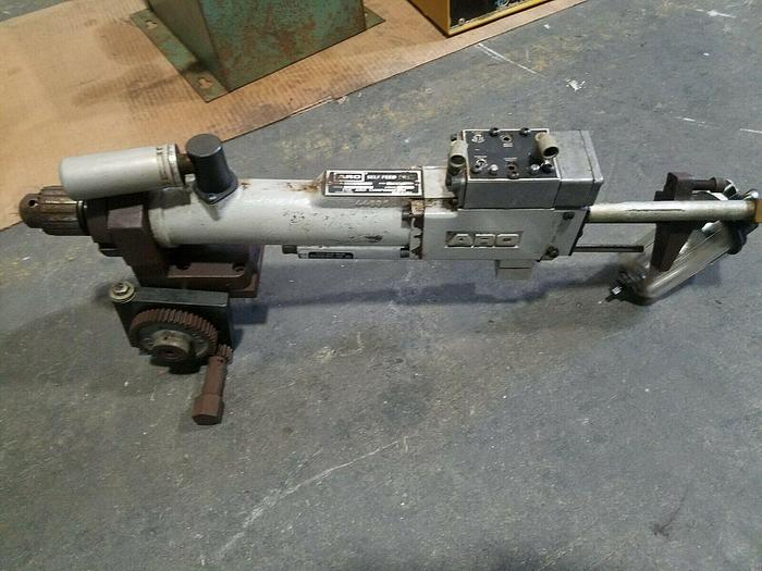 Used Aro Self Feed Drill Model 8660 7 3 Automatic Pneumatic Drilling Machine