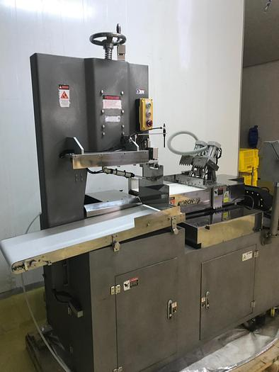Used 2016 ORION XP AUTOMATIC BAND SAW AND BONE IN MEAT CUTTER SRS-300