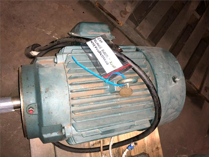 RELIANCE ELECTRIC 20 HP MOTOR