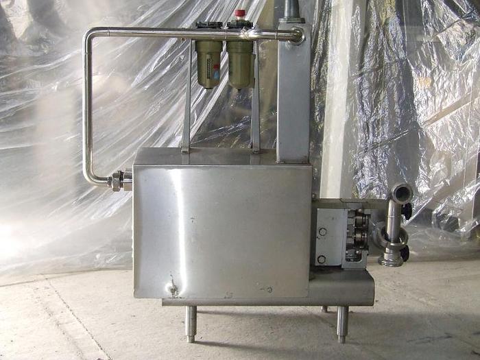 Używane Pompa krzywkowa z napędem pneumatycznym